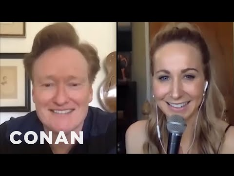 Nikki Glaser Paid Her Mom To Clean Her Bathroom - CONAN on TBS