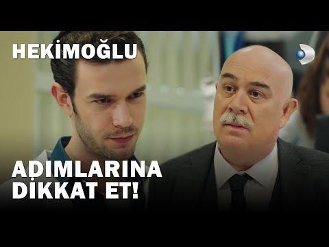 Emre, Vahap'a Rest Çekiyor! - Hekimoğlu 14 Bölüm