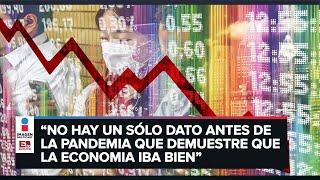 4T culpa al covid del estado de la economía | Análisis Superior