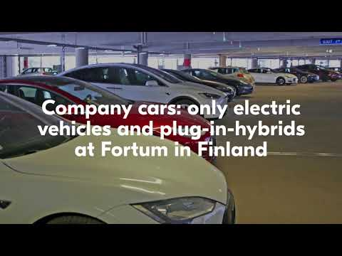 Tesla Club Finland visits Fortum headquarters