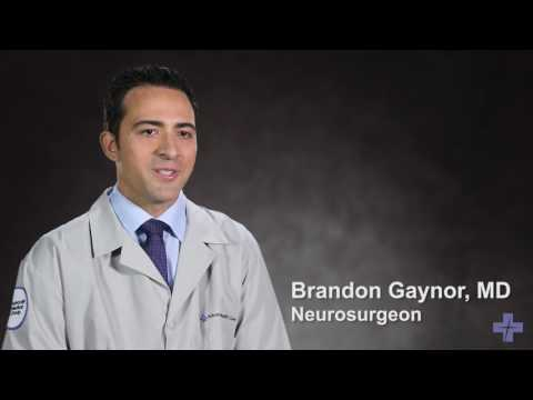 Meet Dr. Brandon Gaynor, Neurosurgeon - Advocate Health Care