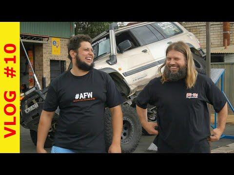 Vlog #10 - TD42 Flex Ramp Test