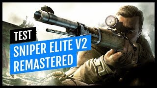 Vidéo-Test : TEST | SNIPER ELITE V2 REMASTERED PS4 FR