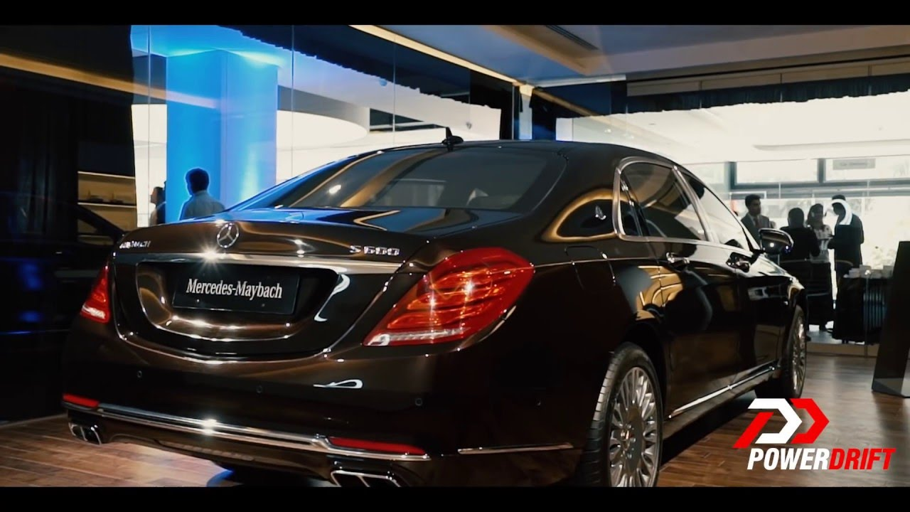 Mercedes Benz Maybach S600 : S Lounge : First Impressions : PowerDrift