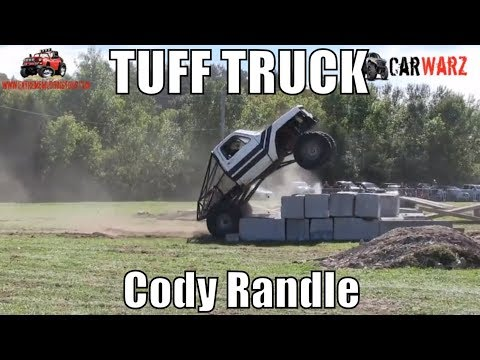Cody Randall 1985 Chevy K30 First Round Unlimited Class Minto Tuff Truck Challenge 2018