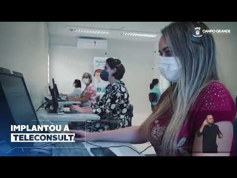 Ações da prefeitura para enfrentamento do coronavírus em Campo Grande