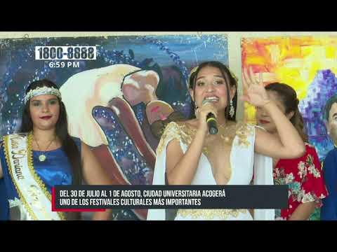 León acogerá con orgullo la 6ta Edición del Festival Azul Darío - Nicaragua