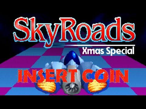 SkyRoads: Xmas Special (1994) - PC - Especial Navidad