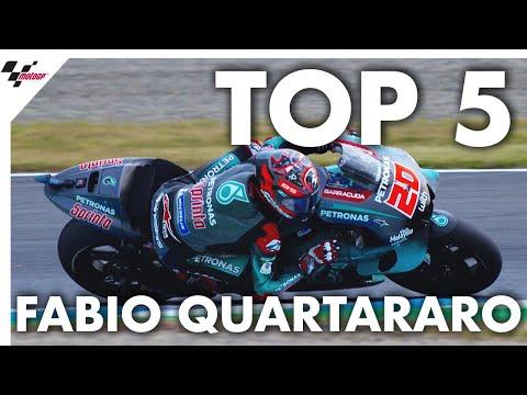 Fabio Quartararo's Top 5 Moments from 2019