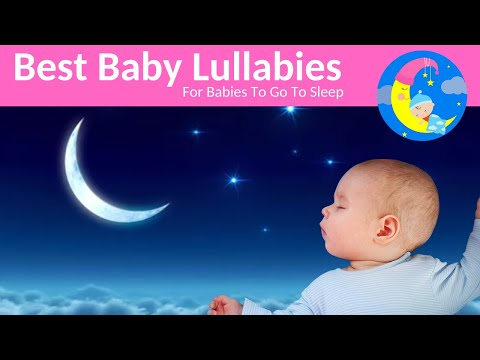 Lullabies Lullaby For Babies To Go To Sleep--Baby Songs