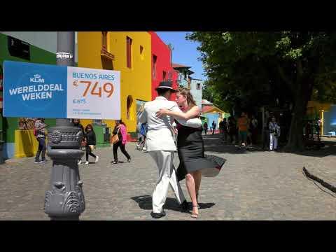 Werelddeal Weken 2018 Buenos Aires