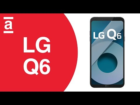 Unboxing - Smartphone LG Q6   Americanas.com