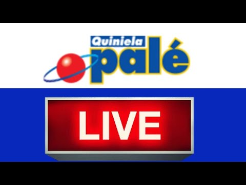 Lotería Quiniela Palé Resultados de hoy en Vivo