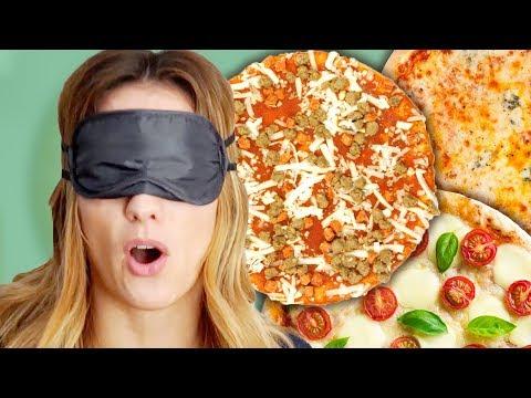 Blind Frozen Pizza Taste Test