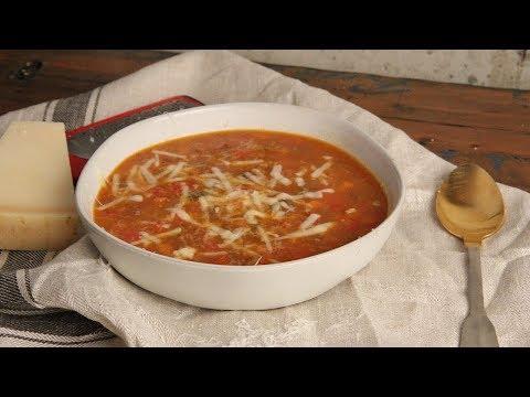 Stuffed Pepper Soup Recipe | Ep.1287