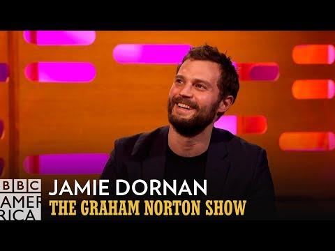 Jamie Dornan Glued A Wig To His Crotch - The Graham Norton Show