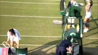 Funny Moments In Tennis !!!