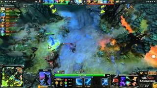 Natus Vincere vs Virtus.Pro Game 2 - Megafon Battle Arena - @TobiwanDota & Clairvoyance