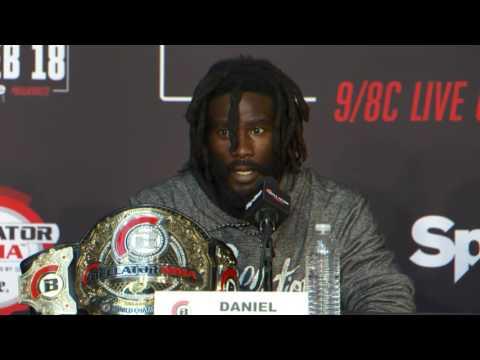 Bellator Pre-Fight Press Conference (Bellator 172)