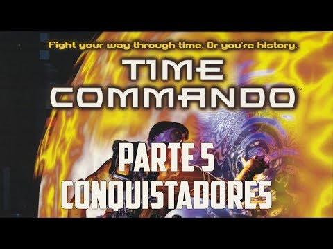 Time Commando (1996) - PC - Fase 5 Conquistadores