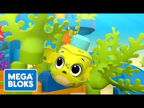 Mega Bloks -  Igitt, Seetang!   Fisher-Price Deutsch   Cartoons für Kinder