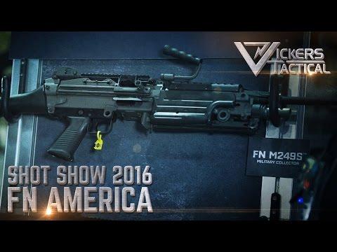 Shot Show 2016: FN America