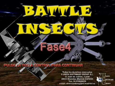Battle Insects (5 Union Software Group) (MS-DOS) [2000]