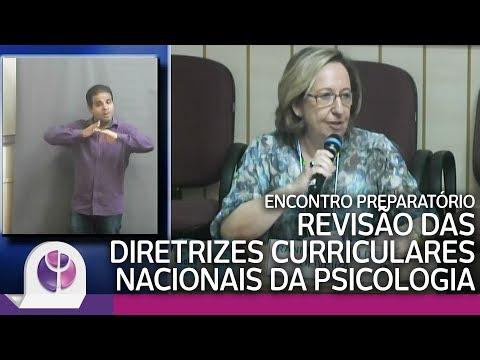 Encontro Preparatório para Revisão das Diretrizes Curriculares Nacionais da Psicologia