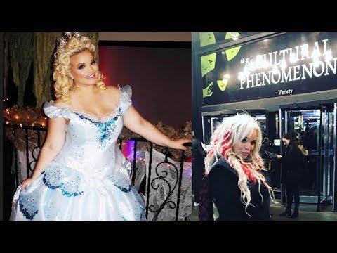 connectYoutube - TRISHA PAYTAS IN WICKED ON BROADWAY!