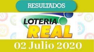 Resultados de la Loteria Quiniela Real de hoy 02 de Julio del 2020