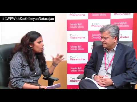Live, Work, Play – The Tech Mahindra Way with Karthikeyan Natarajan