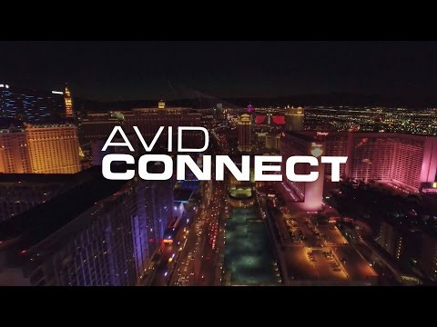Avid Connect 2016 Highlights