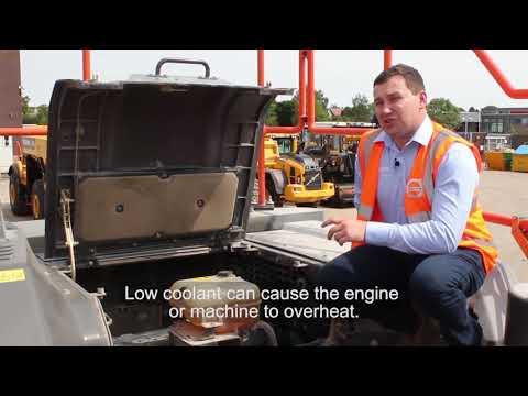 60 seconds on excavator uptime - Volvo CE
