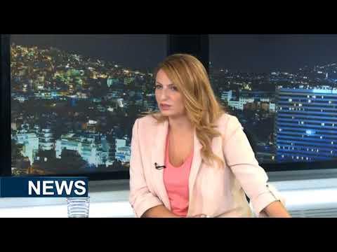 Β. Λεβέντης / Με την Ελένη Σώκου, Hellas Net / 16-7-2018