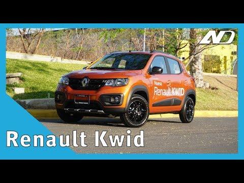 Renault Kwid - Un hatch con espíritu SUV - Primer Vistazo