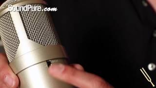 Lauten Audio Atlantis FC-387 Large Diaphragm FET Condenser Microphone