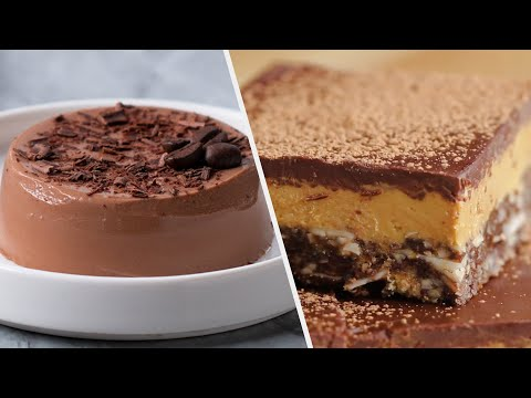 5 No-Bake Desserts Anyone Can Make ? Tasty