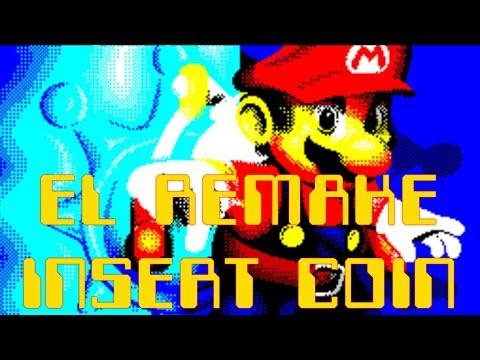 El Remake: Super Mario Bros - Spectrum 128K
