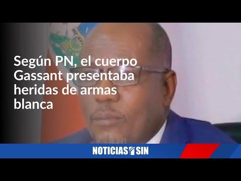 Policía Nacional investiga muerte de exfuncionario de Haití