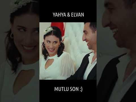 Sefirin Kızı | Yahya&Elvan Mutlu Son... #Shorts