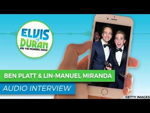 connectYoutube - Ben Platt & Lin-Manuel Miranda on 'Hamildrops' Collaboration  —