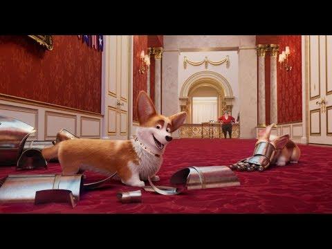 Corgi, las mascotas de la reina - Trailer espan?ol (HD)
