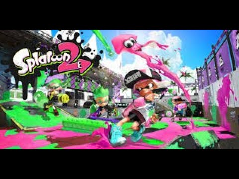 Lets Play Splatoon 2 Story Mode part 18 Finaler part