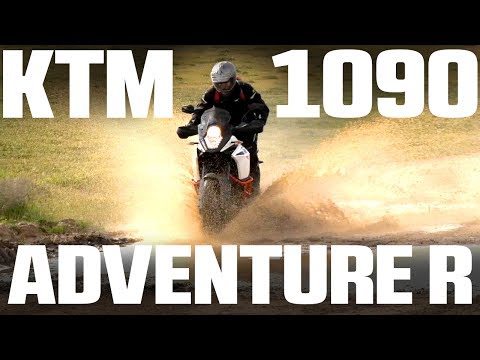 KTM 1090 Adventure R Review