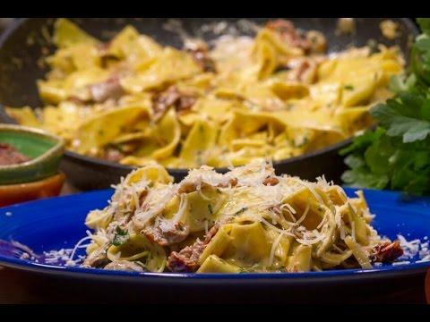 Pasta Boscaiola - Fini Recepti by Crochef
