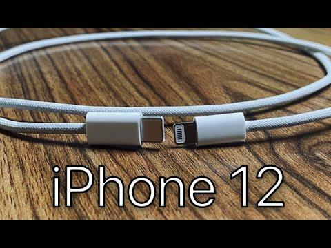 iPhone 12: ECCO il NUOVO CAVO di RICARIC …
