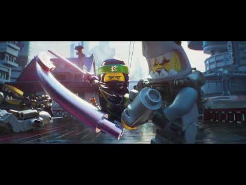 Lego Ninjago Filmen (20 sek trailer)