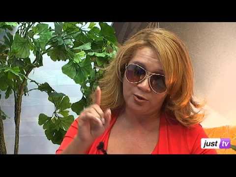 Lucia Alves Palestrante fala sobe Motivação Feminina no Maria Paiva Entrevista - JustTV - 12/11/13