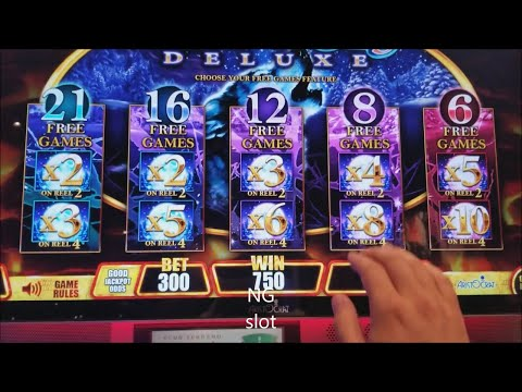 connectYoutube - Timber Wolf Deluxe & Wicked Winnings II Slot Machine Bonuses ! 🔥💥FAST CASH EDITITON💥🔥
