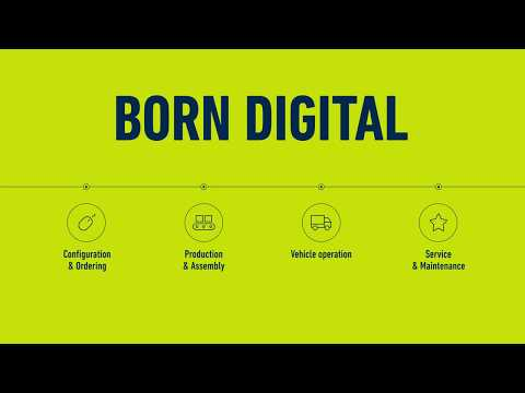 Born Digital: How does BPW make running gear, load securing, telematics and more even more digital?
